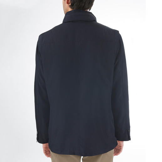 """City/Leisure Jacket """"Dressy Protection"""" Waterproof. Windproof. Breathable. And easy to care for."""