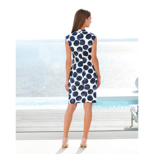 Barbara Schwarzer Everyday Dress Elegant designer dress for everyday wear or occasions.