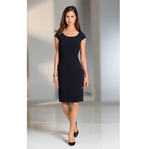 Barbara Schwarzer LBD A little black dress for everyday wear: Low-crease, washable and suitcase friendly.