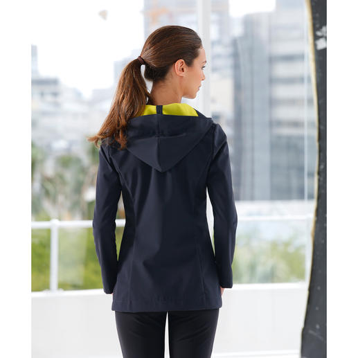 """Women's or Men's """"Holistic Technology"""" functional jacket Ultra-light, totally functional and very elegant. By RRD, Italy."""
