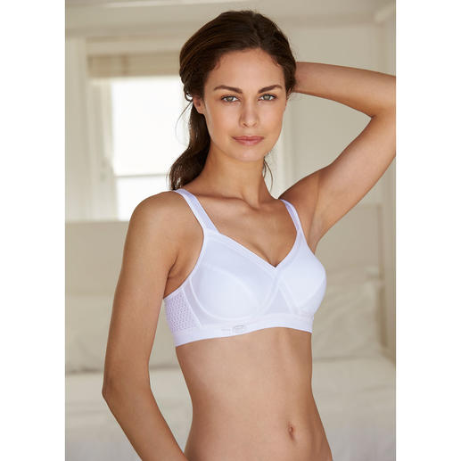Anita Sports Bra Perfect for sport. Also perfect for every day.