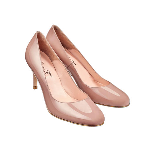 Anna F. Spazzolato Shoes Comfortable, elegant, timeless and versatile.