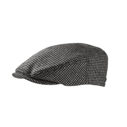 Stetson Ivy Cap - Much more elegant than many other hats – the ivy flat cap made from the finest cloth.