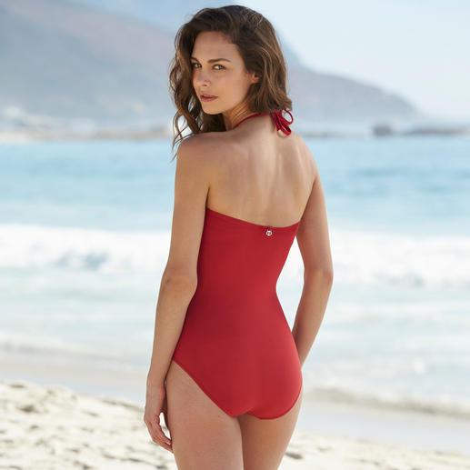 Iodus Versatile Bikini From bikini to swimsuit in less than no time.