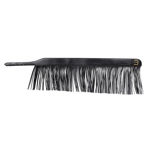 SLY010 Leather Fringed Belt - Turns any outfit into an eye-catcher: The belt for many fashionable ­fringed looks.