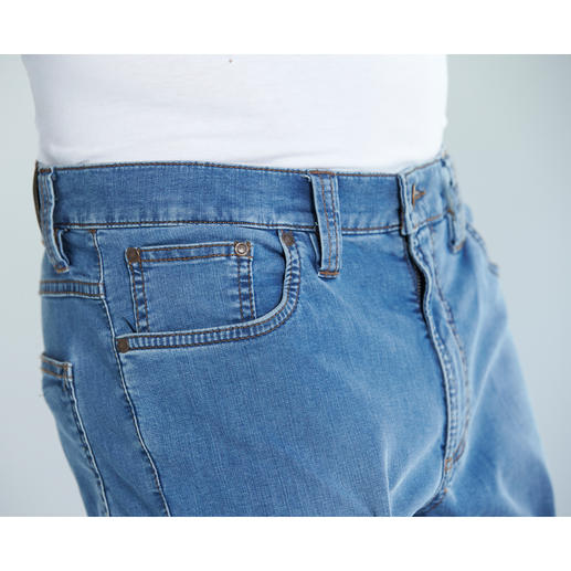 Eurex by Brax Summer Jeans They really do exist: A pair of jeans that perfectly fit practically every body type.
