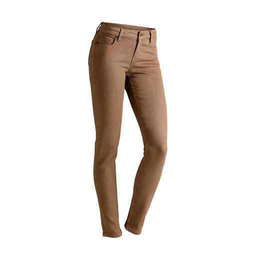"Strenesse Business Jeans ""Camel"" Wearing jeans to work? Only a very few are truly acceptable."