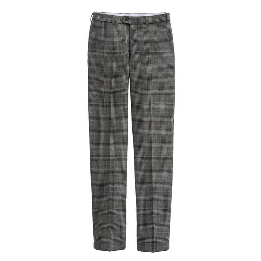Hoal Prince-of-Wales Trousers A fashion perennial. Now also a fashion favourite. The English original.