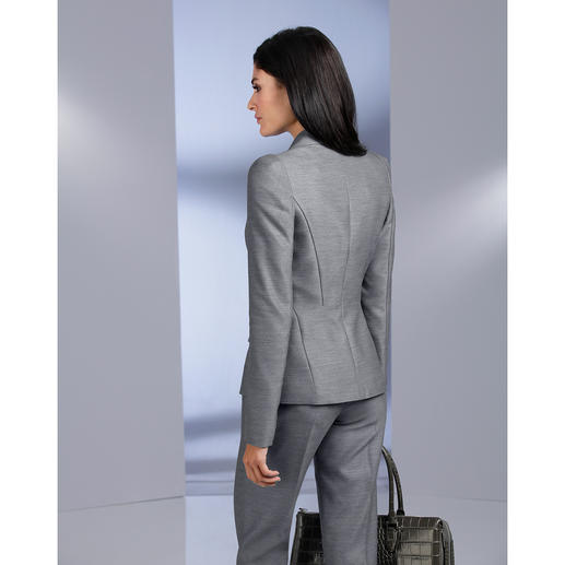 "Barbara Schwarzer  ""Platinum"" Trousers or Blazer The clean designer suit for every day wear."