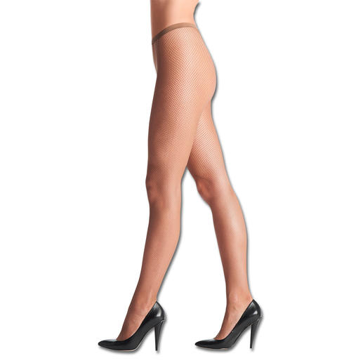 Oroblu Fine Net Tights This is how elegant net tights can be. Subtle, tasteful and yet seductively eye-catching.