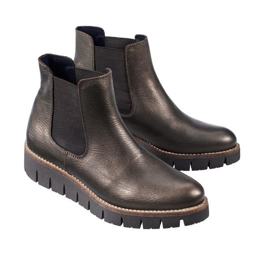 Apple of Eden Chelsea Boot Fashionably up-to-date, produced with a high-quality finish and at a fair price.