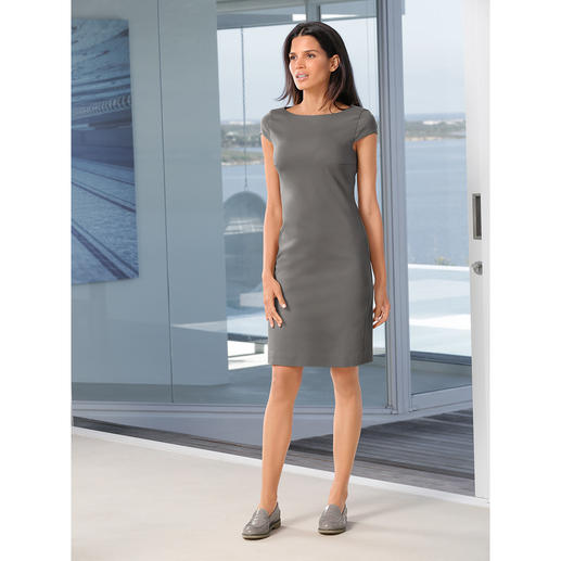 Strenesse Shift Dress Classic clean cut. Fashionable ­colour. Contemporary fabric. The perfect shift dress is made by Strenesse.