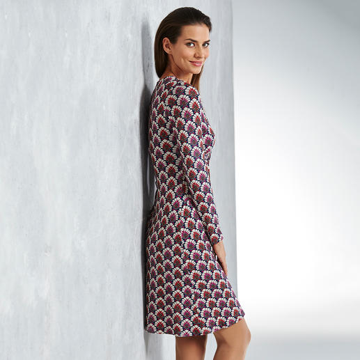 KD-Klaus Dilkrath Jersey Dress Flattering fit. Travel-friendly fabric. Great price.