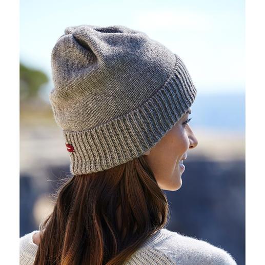 Yak/Alpaca Beanie or Scarf Fluffy, ultra light and wonderfully warm.