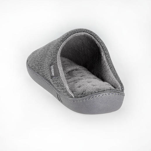 PillowStep™ Slippers Great comfort at an affordable price. The patented PillowStep™ foot bed with memory foam.