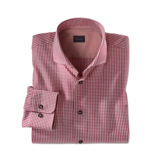 Dorani Light weight Flannel Shirt, Burgundy Softer and warmer than flannel yet a lot lighter, finer and easier to match.