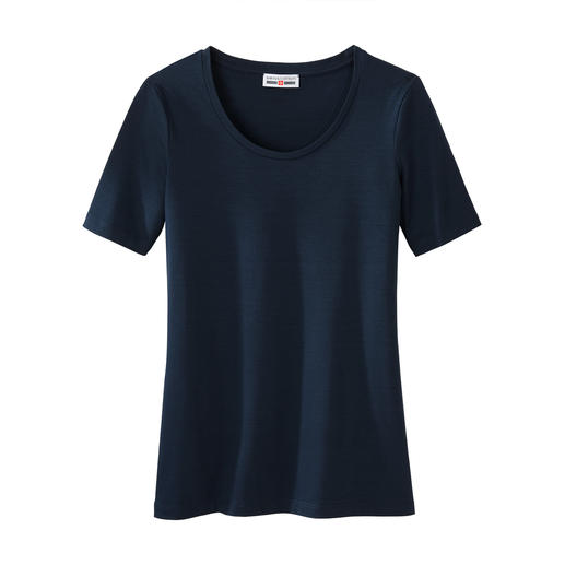 Short-Sleeve, Navy