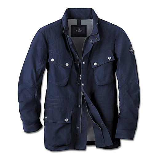 Hackett London Velospeed Jacket It is rare to find such a classic in modern-day collections. Velospeed jacket by Hackett London.