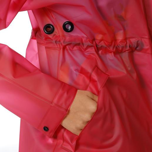 Hunter Original Women's Rain Parka This is how stylish good rainwear can be.