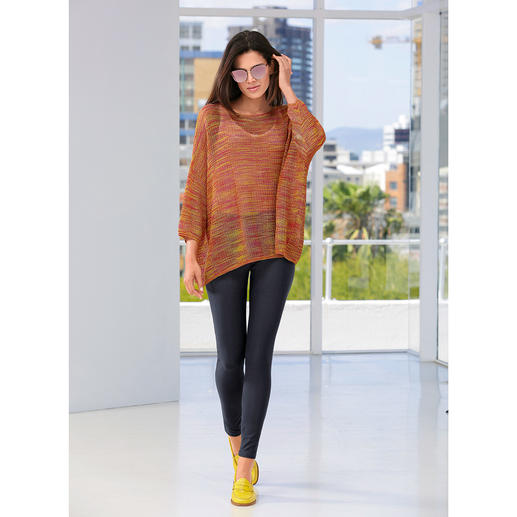 M Missoni Lurex Oversized Jumper High-fashion knitwear with a trendy Lurex shimmer, but without the scratch effect. By M Missoni.
