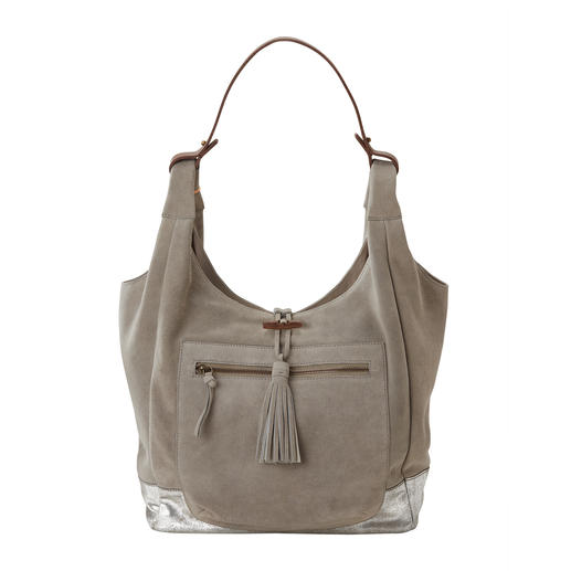 Anokhi Hobo Bag Light and casual. Convenient and easy to combine (at an affordable price!)