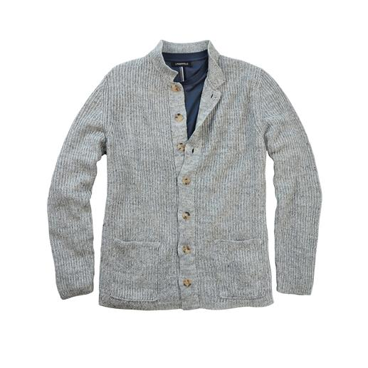 Inis Meáin Pub Jacket A classic for more than 30 years: The pub jacket by Inis Meáin. Traditional knitted art made in Ireland.