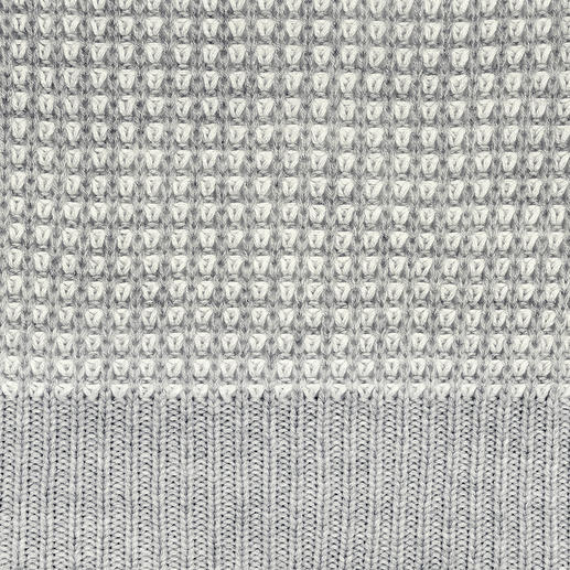 Carbery Patent Knit Pullover Textured patent stitch knitwear – unusually lightweight and airy. By Carbery.