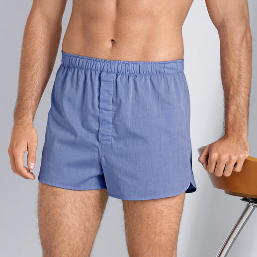 Derek Rose New Boxer Shorts Boxer shorts from underwear specialist Derek Rose, London. Quality since 1926.