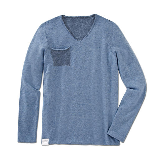 365 Days Pullover It couldn't be any more versatile: The all-season reversible pullover in a fashionable denim look.
