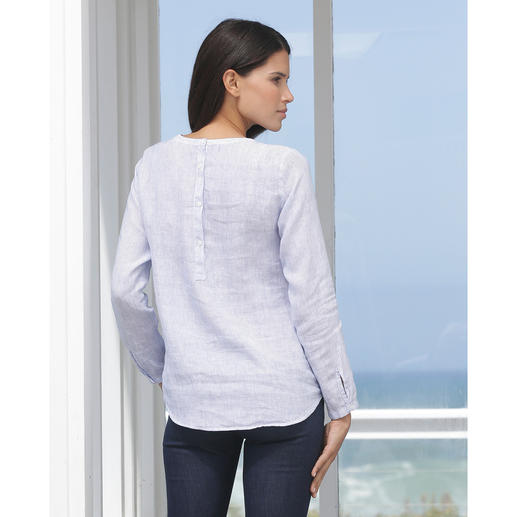 """truenyc® Tunic or Stretch Jeans """"Raw Denim"""" Timelessly modern: The casual, elegant style of the Italian label true nyc®."""