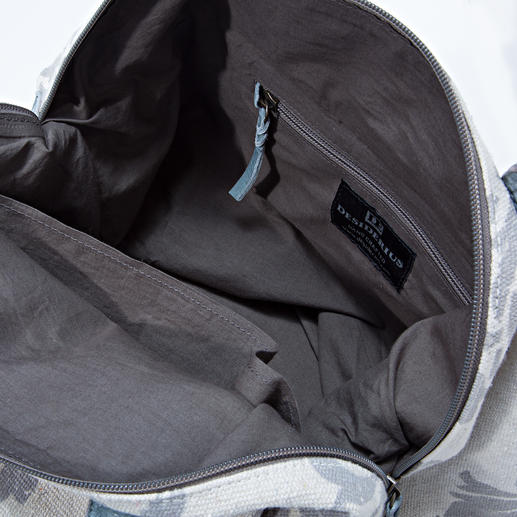 Desiderius Canvas Bag More robust, more elegant and more versatile than most canvas bags. By German bag specialist Desiderius.