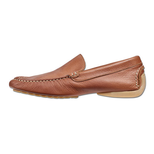 Washable Snipe® Leather Loafers for Men Shoe cleaning? Your washing machine will do the job. Washable leather loafers from Spanish cult brand Snipe®.