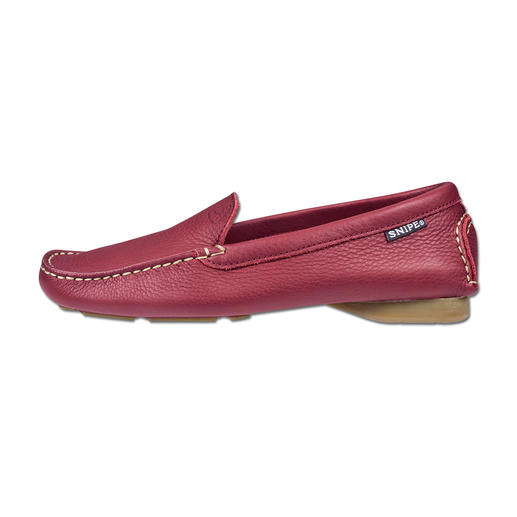 Washable Snipe® Leather Loafers for Women or Men Shoe cleaning? Your washing machine will do the job. Washable leather loafers from Spanish cult brand Snipe®.