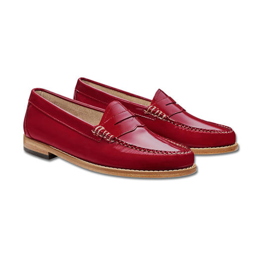 "G. H. Bass Penny Loafers ""Weejun"" Original penny loafers. The ""Weejuns"" by G. H. Bass & Co. from Maine/USA."
