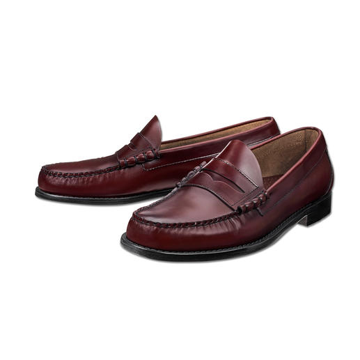 "The originals from the creator of the penny loafer. Original ""Weejuns"" by G. H. Bass & Co. from Maine/USA."