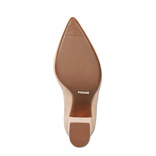 Schutz Block Heel Pumps Trendy. Wearable. Affordable: The Block Heel Pumps by Schutz.