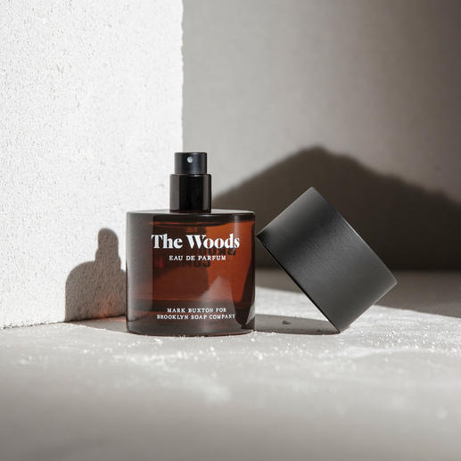 The Woods Eau De Parfum Created by world-renowned perfumer Mark Buxton – and yet a best-kept secret.
