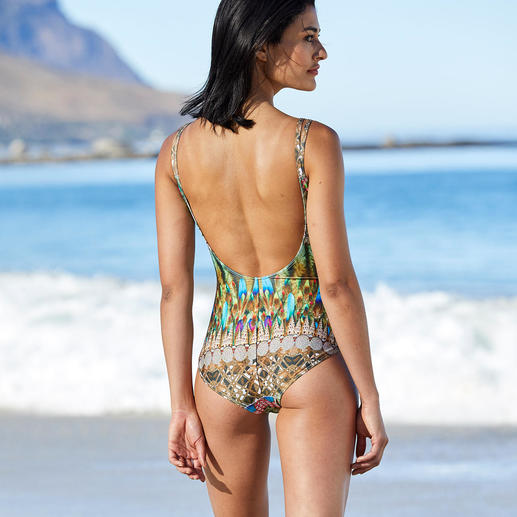 Ruby Yaya Ethnic Swimsuit The ethnic trend swimsuit. Reported in international glossy magazines – but still affordable.