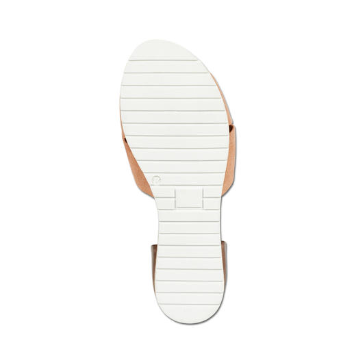 Apple of Eden Cross Strap Sandals A fashion essential. More elegant than most. At a very fair price. Apple of Eden.