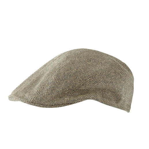 Stetson Silk Ivy Cap More elegant and airier than so many others: The ivy hat made from pure silk. Made by Stetson.