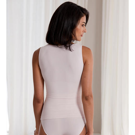 Shapewear NILIT® Breeze A beautiful figure without heat build-up: Light shapewear with ventilation zones.