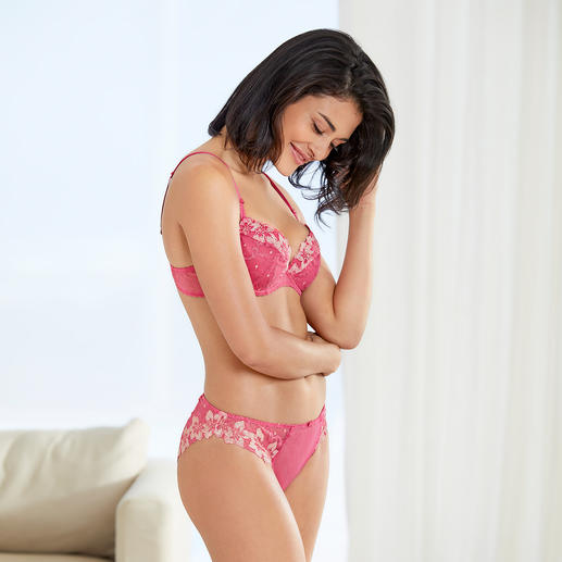 Wandering Love by Aubade - Wandering Love by Aubade: Lingerie from Paris for everyday life. Comfortable fit.
