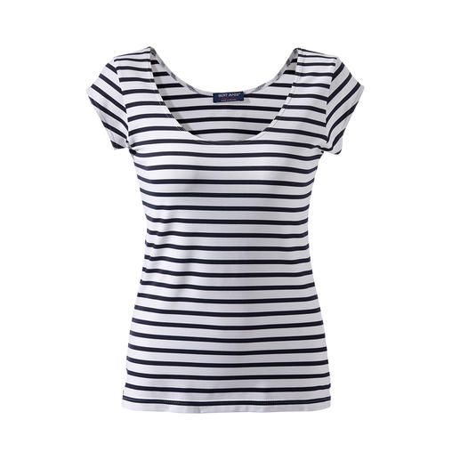 Brittany Top, Microfibre The favourite top from Saint James for over 15 years. The Brittany top made from Meryl®.