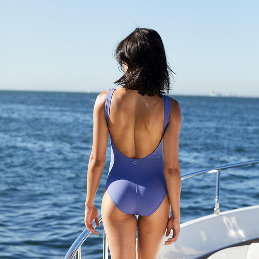 Iodus Clean-Cut Swimsuit or Bikini Plain simplicity, yet anything but dull: Refined and elegant swimwear by Iodus, Paris.