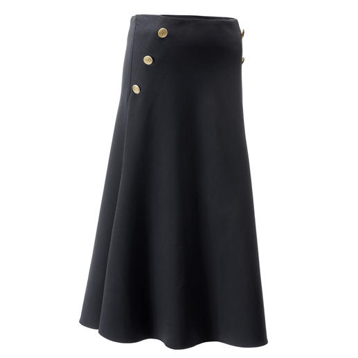 Nautical style fashion is rarely this elegant (and so affordable). Nautical style fashion is rarely this elegant (and so affordable). Sailor skirt by Seductive.