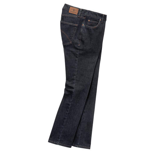 Club of Comfort Woollen Jeans Soft and warm like woollen trousers. Casual and attractive like a pair of jeans. By Dimensione.