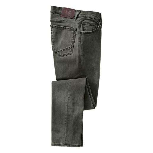 Brax Coloured Denim Jeans Hi-Flex Modern slim cut – and still as comfortable as jogging trousers. Brax Jeans made of innovative Hi-Flex material.