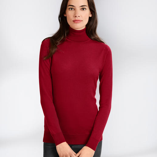 Polo Neck, Brick