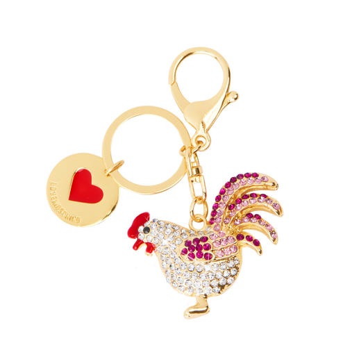Love Moschino Charms Small accessories rarely have an effect as big as the charms by Love Moschino.