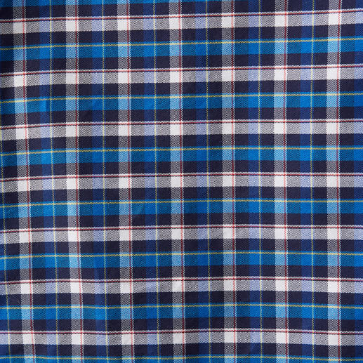 The BDO-Shirt No. 48, Checkered Meet a good old friend. And forget that shirtsalways need ironing.